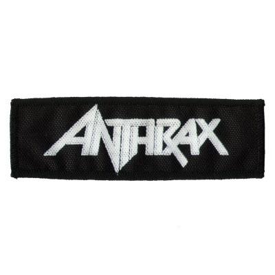 Нашивка Anthrax n1