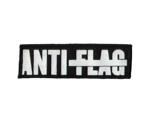 Нашивка Anti-Flag n1