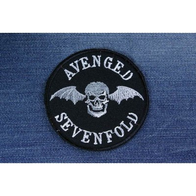 Нашивка Avenged Sevenfold v1