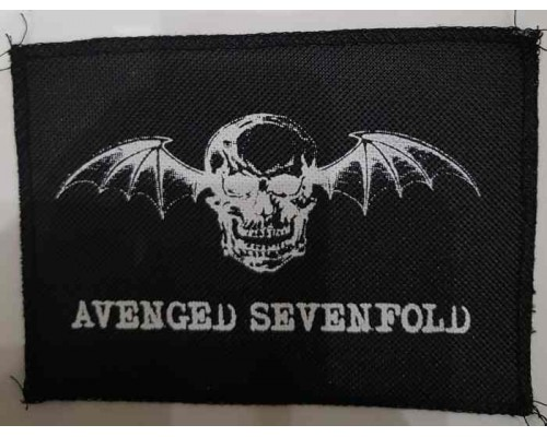 Нашивка Avenged Sevenfold 1