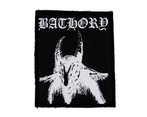 Нашивка Bathory 1