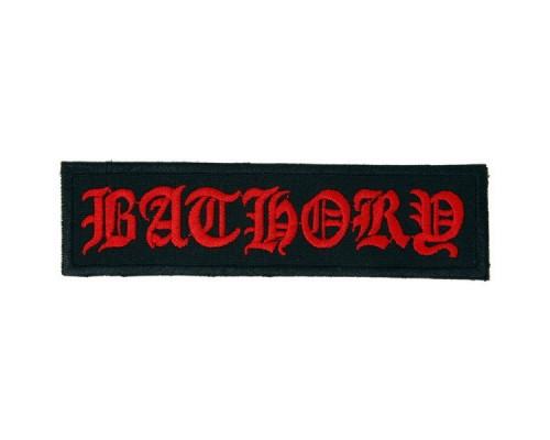 Нашивка Bathory v1