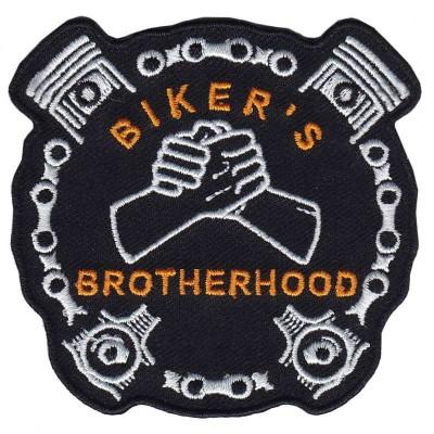 Нашивка Bikers  Brotherhood n1