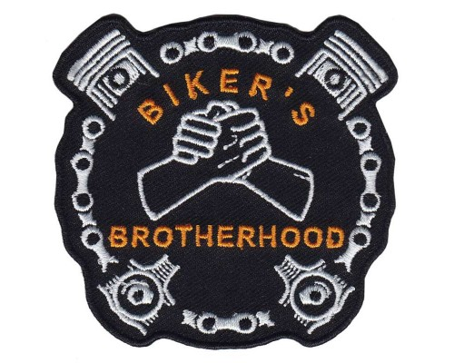 Нашивка Bikers  Brotherhood n1