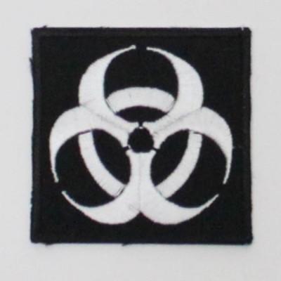 Нашивка Biohazard v1