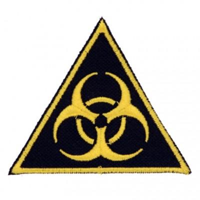 Нашивка Biohazard v2