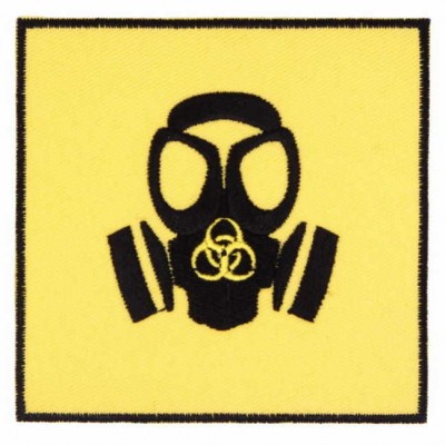 Нашивка Biohazard v3