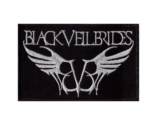 Нашивка Black Veil Brides v1
