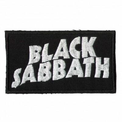 Нашивка Black Sabbath v3