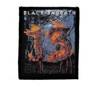 Нашивка Black Sabbath 3