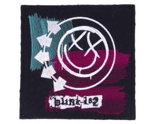 Нашивка Blink 182 v1