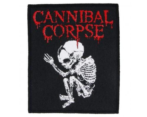 Нашивка Cannibal Corpse n3