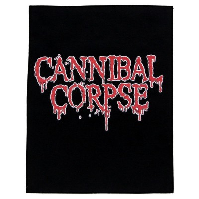 Нашивка Cannibal Corpse ns1