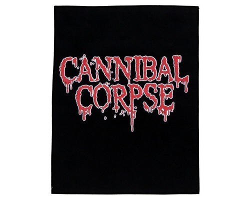 Нашивка Cannibal Corpse ns1