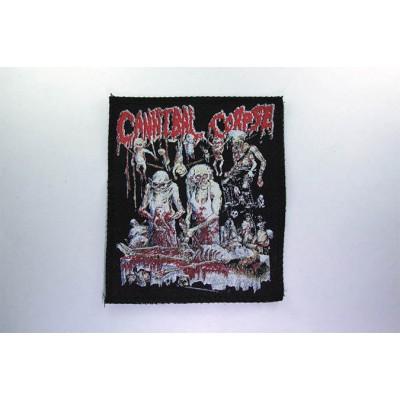 Нашивка Cannibal Corpse 1
