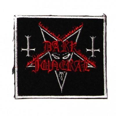 Нашивка Dark Funeral v1