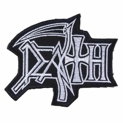 Нашивка Death v1