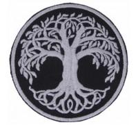 Нашивка Дерево Жизни Иггдрасиль v1