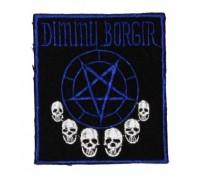 Нашивка Dimmu Borgir v3