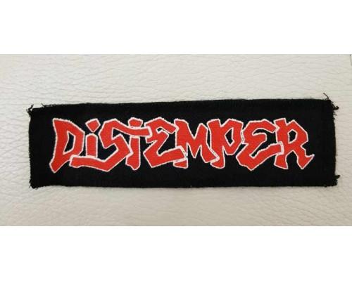 Нашивка Distemper n1