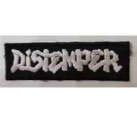 Нашивка Distemper 1
