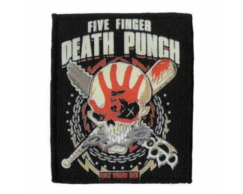 Нашивка Five Finger Death Punch n1