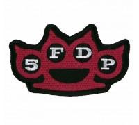 Нашивка Five Fingers Death Punch v1