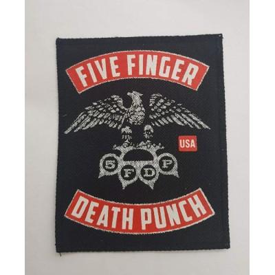 Нашивка Five Finger Death Punch n2