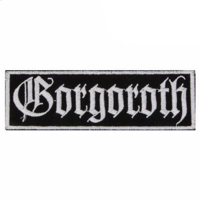 Нашивка Gorgoroth v1