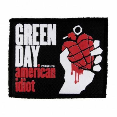 Нашивка Green Day n1