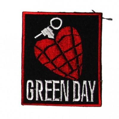 Нашивка Green Day v1