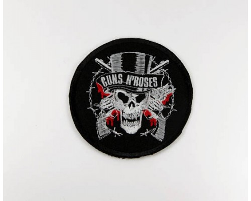 Нашивка Guns N Roses v1