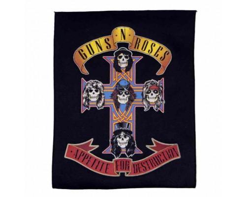 Нашивка Guns n Roses ns1