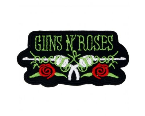 Нашивка Guns n Roses v2