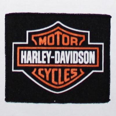 Нашивка Harley Davidson n1