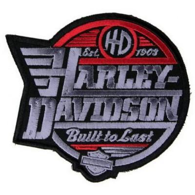 Нашивка Harley Davidson v5
