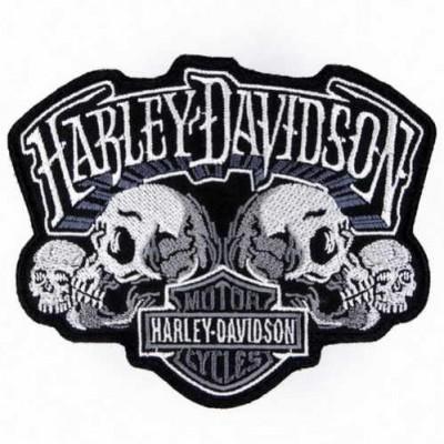 Нашивка Harley Davidson v6