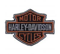 Нашивка Harley Davidson nv2