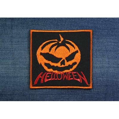 Нашивка Helloween v1