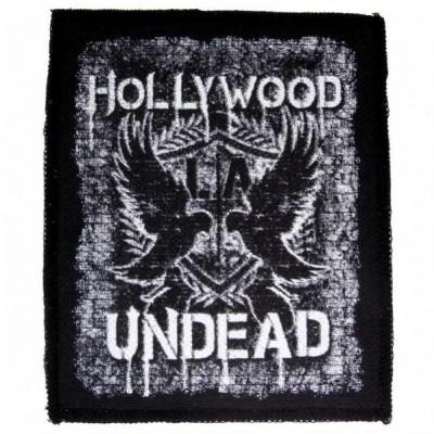 Нашивка Hollywood Undead n1