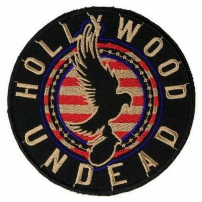 Нашивка Hollywood Undead v1