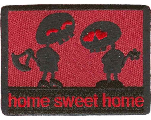 Термонашивка Home Sweet Home v1