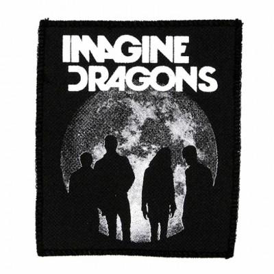 Нашивка Imagine Dragons n1