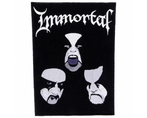 Нашивка Immortal ns 2