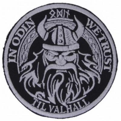 Нашивка In Odin We Trust v1