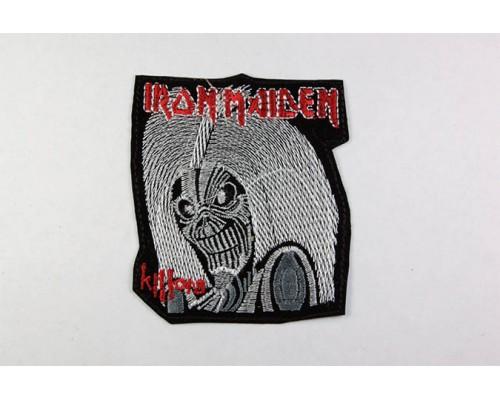 Нашивка Iron Maiden nv1