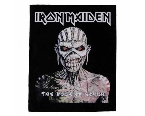 Нашивка Iron Maiden sn1