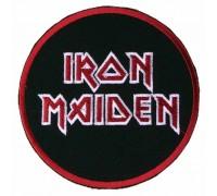 Нашивка Iron Maiden v3