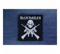 Нашивка Iron Maiden v1