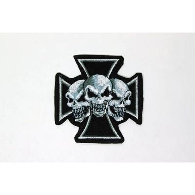 Нашивка Крест Мальтийский v1